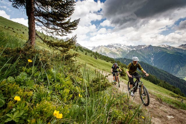 Mountainbiketour in Osttirol